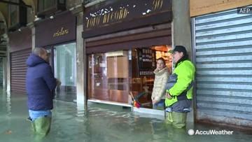 St. Marks's Square still closed amid major flooding