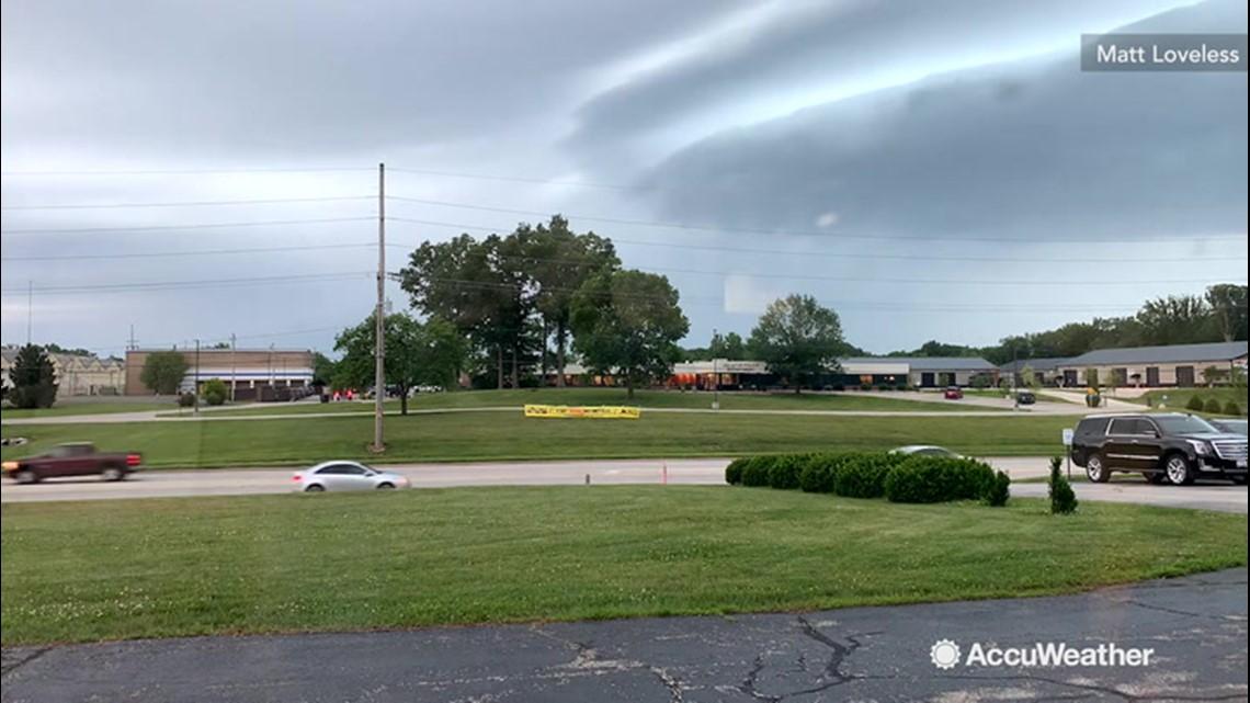Severe storms moving through | 12newsnow.com
