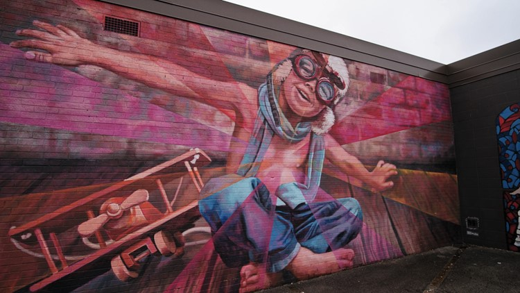 New Cleaning Product Restores Vandalized Street Art in Seconds