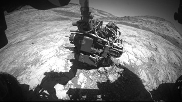 NASA's Only Working Mars Rover Freezes after Technical Glitch