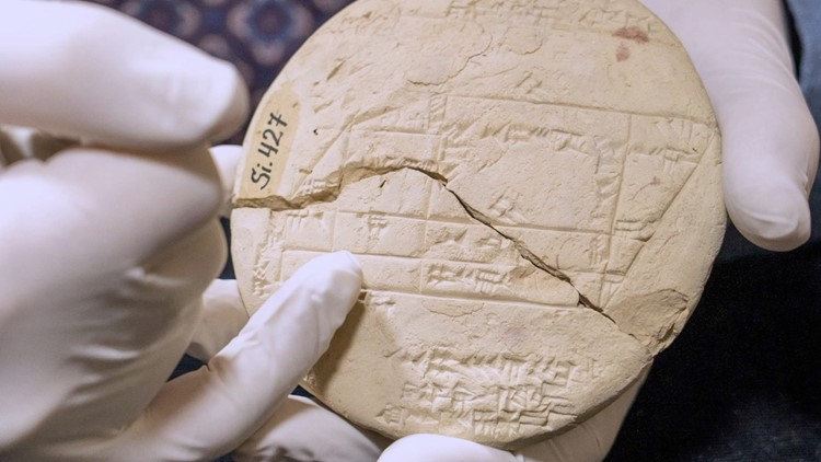 This Ancient Babylonian Tablet is the Oldest Example of Applied Geometry