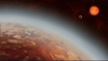 Water Detected on 'Potentially Habitable' Exoplanet For First Time