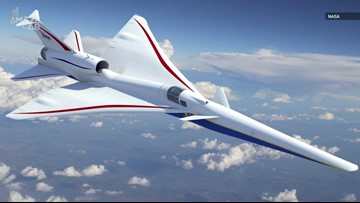 NASA Scraps Supersonic Jet's Front Window To Reduce Sonic Boom