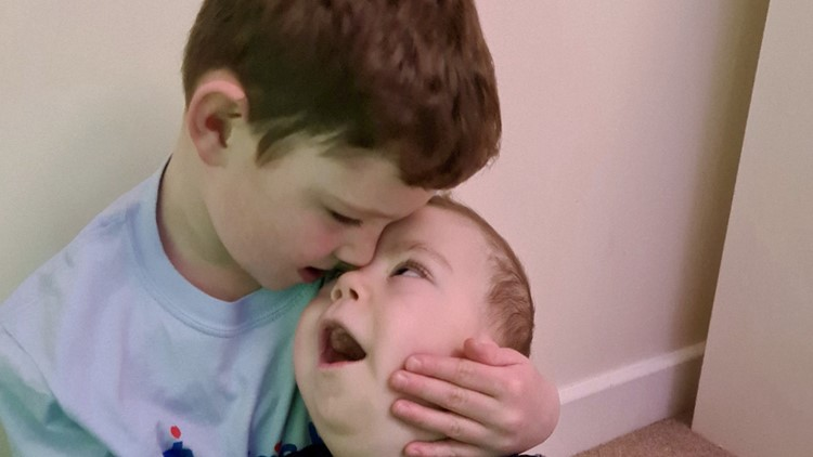 Boy Plans to Walk and Bike More Than 6,000 Miles For His Sick Brother