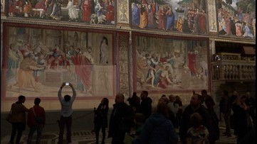 Why the Sistine Chapel Will Become Even More Extravagant