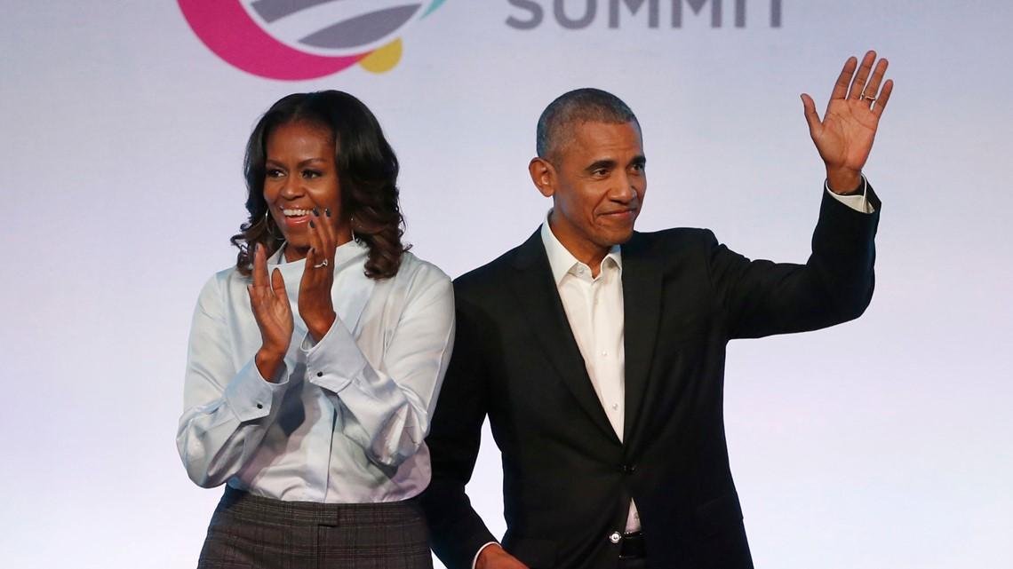 Beyonce, Sinatra, Drake among those on Obama summer song playlist