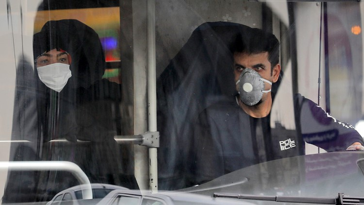 Iran's health minister raises death toll, says virus came from China travel