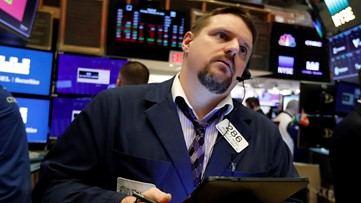 Virus anxiety triggers biggest 1-day market drop since 2011