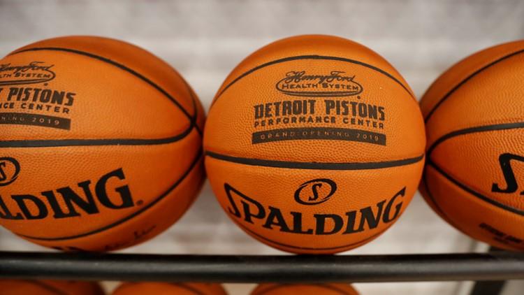 Detroit Pistons win No. 1 pick in NBA Draft Lottery