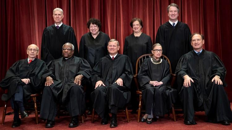 Supreme Court Clarence Thomas