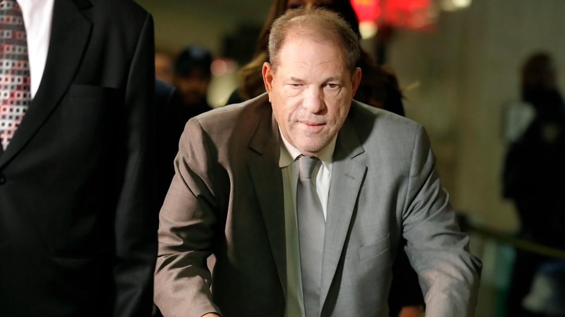 Harvey Weinstein opening statements set for Wednesday