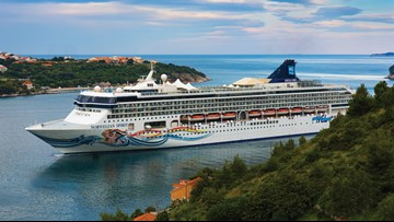 A nightmare trip ends for passengers on-board the Norwegian Spirit