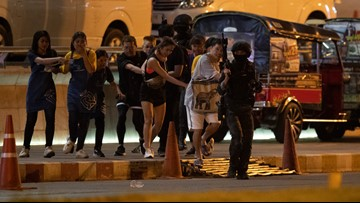 Gunman who killed 21 people in rampage shot dead inside Thailand mall