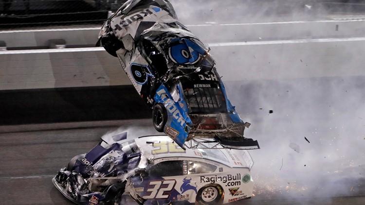 APTOPIX NASCAR Daytona 500 Auto Racing