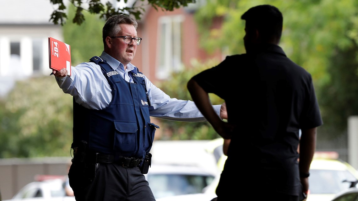 Mass Shooting Christchurch Video News: New Zealand Mosques Shootings: 49 Killed, 1 Man Charged