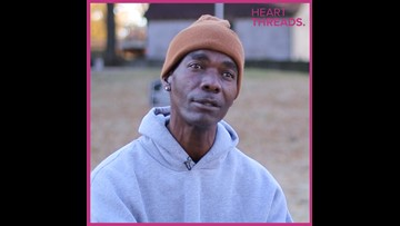 Formerly homeless man achieves dream