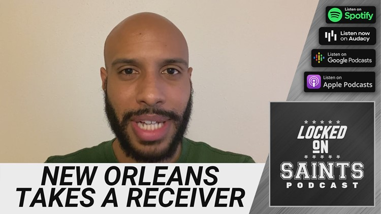 Reaction: Kawaan Baker picked by the New Orleans Saints in the seventh round of the NFL Draft