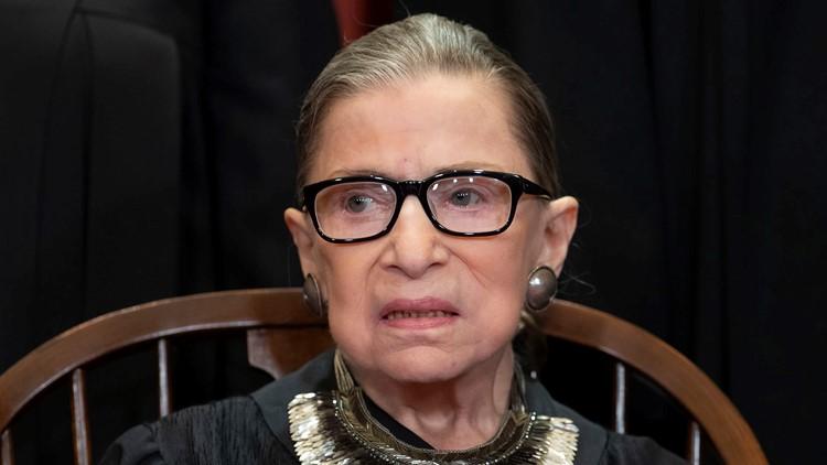 AP Supreme Court Ruth Bader Ginsburg
