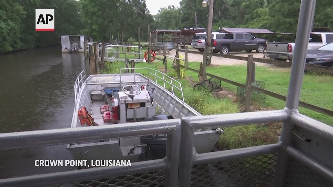Storm Claudette to be another blow to Gulf Coast businesses