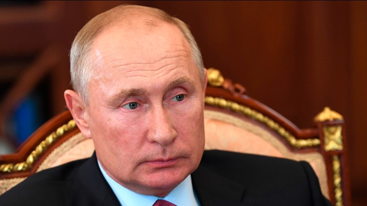 Putin approved operations to interfere in 2020 presidential election, US says