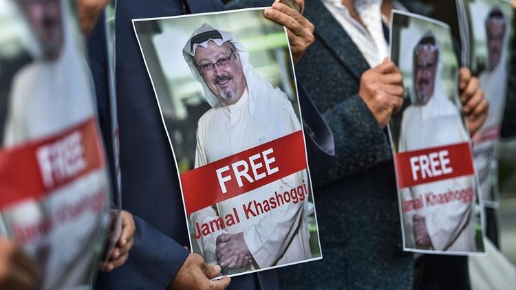 Jamal Khashoggi poster