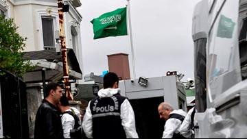 Turkish police search Saudi consul's home in Khashoggi case