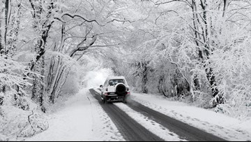 Winter tires: What are they and do you need them?
