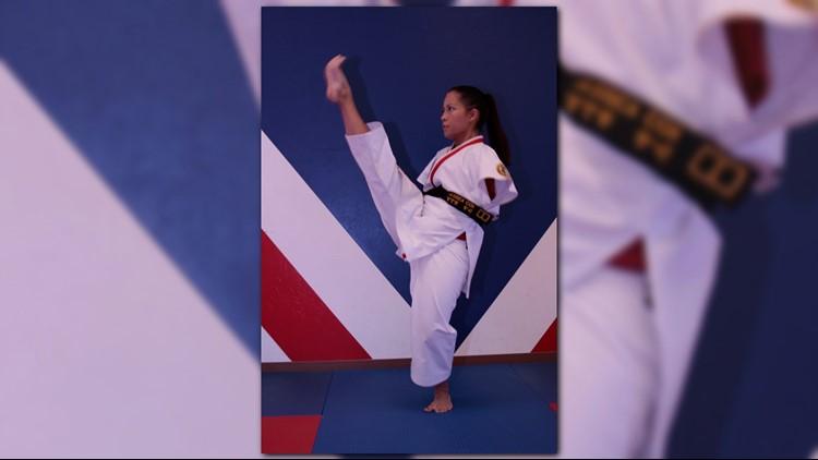 Jessica Cox taekwondo