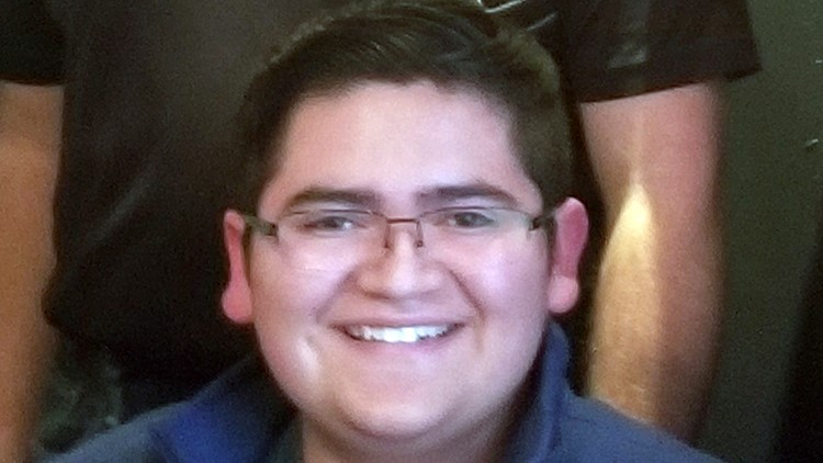 Kendrick Castillo School Shooting-Colorado victim via AP