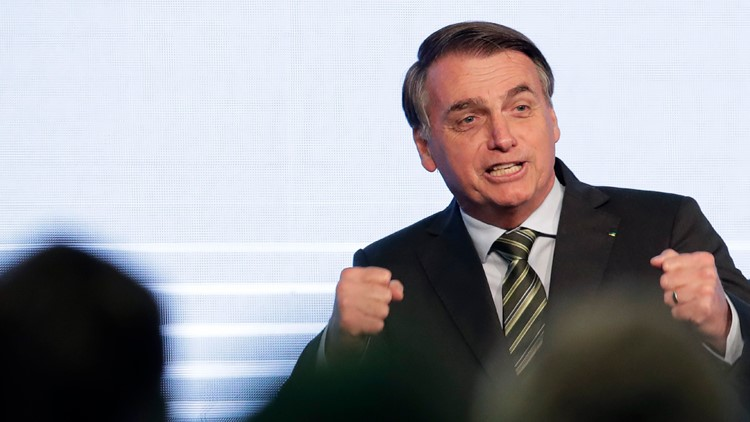 Brazil Bolsonaro Environment