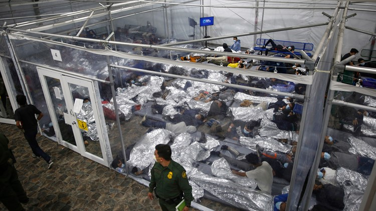 Number of kids alone at border hits all-time high in March