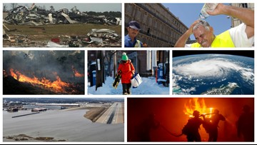 Deadly storms, deep freezes, raging wildfires: How 2019's wild weather impacted US