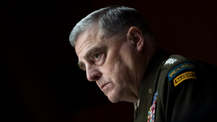 Top general 'shocked' by AP report on AWOL guns, mulls fix