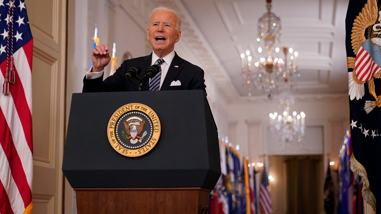 Biden calls Afghanistan withdrawal deadline of May 1 'tough'