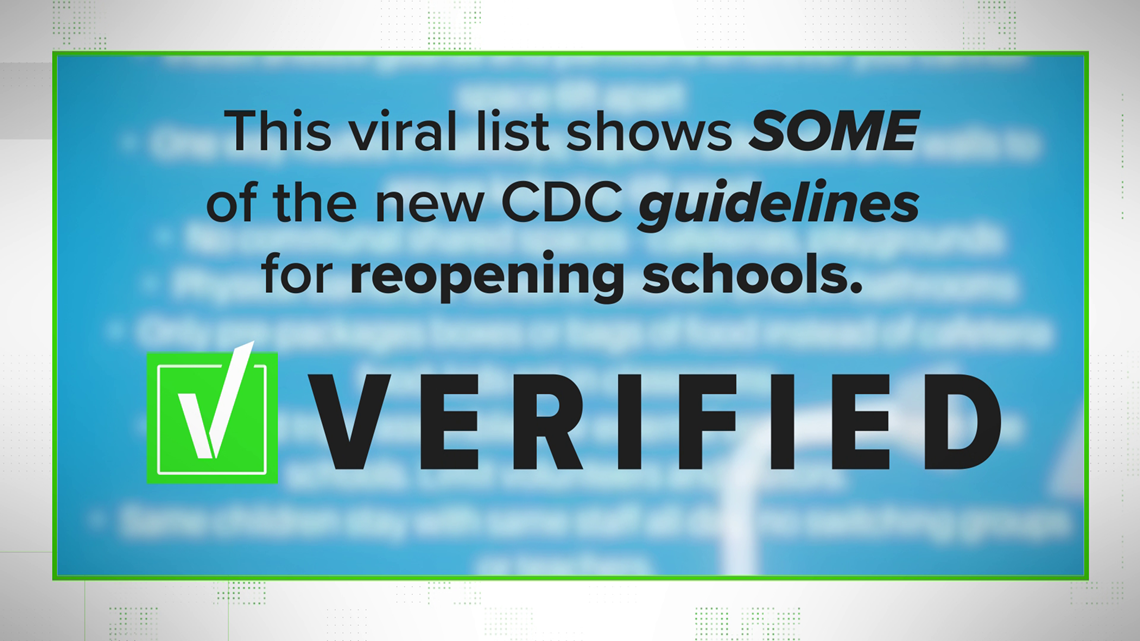 cdc guidelines - photo #7