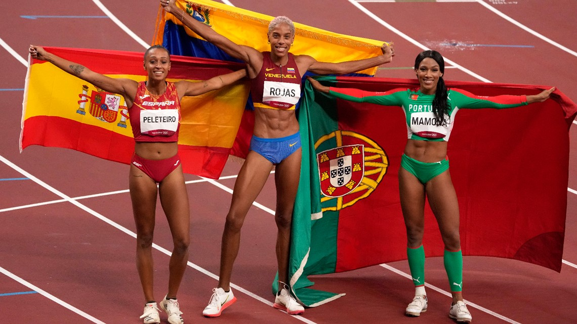 Black athletes defend Spanish roots after winning in Tokyo