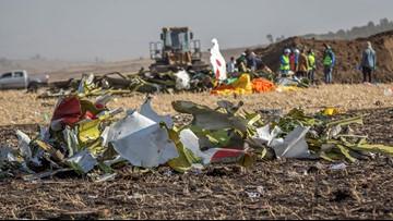 Ethiopia mourns crash victims as plane's 'black box' found