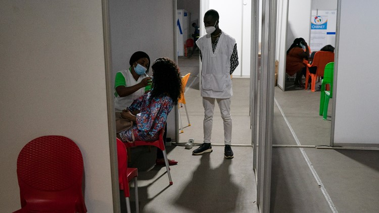 In poorest countries, COVID surges worsen shortages of vaccines
