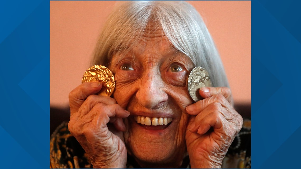 Agnes Keleti, oldest living Olympic champion and Holocaust survivor, turns 99