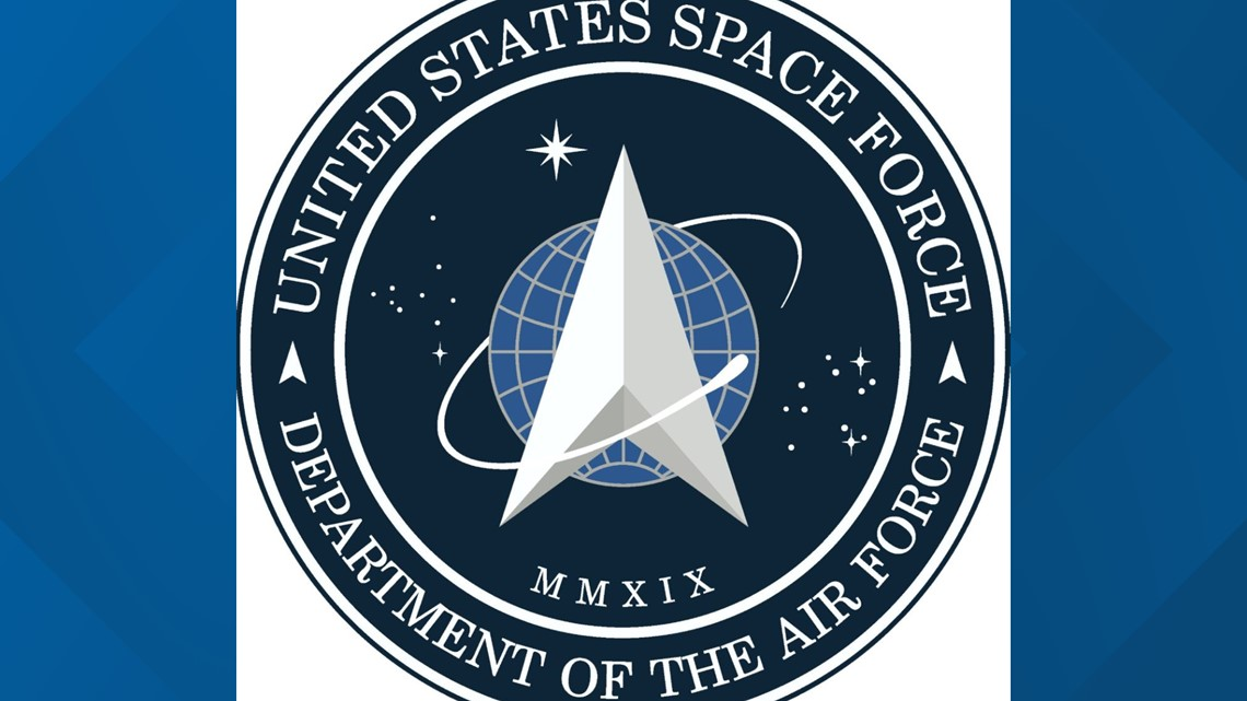 Space Force or 'Star Trek?' A new logo Trump tweeted has fans wondering