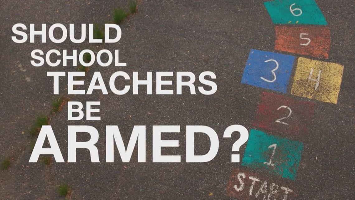 Should school teachers be armed?