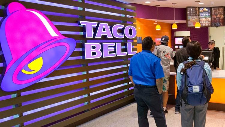 Taco Bell Miami airport location AP