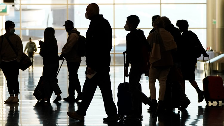CDC: 16 travel destinations added to 'very high' COVID-19 travel risk list