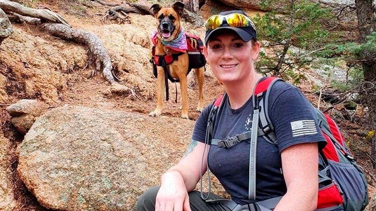 Jessica Kibodeaux US Military Transgender Troops