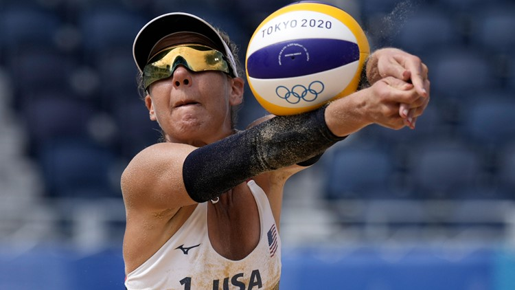 Olympics livestreams, Aug. 4: US beach volleyball semis, more new sports