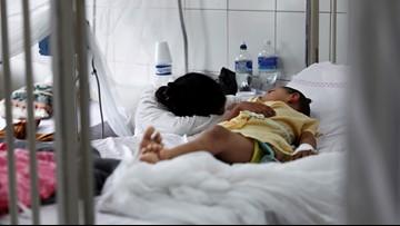 Climate change threatens health of children worldwide, doctors warn