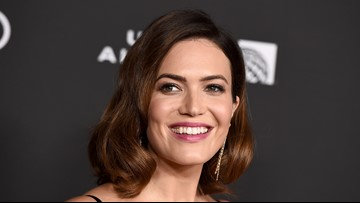 'This Is Us' star Mandy Moore announces 1st concert tour in a decade