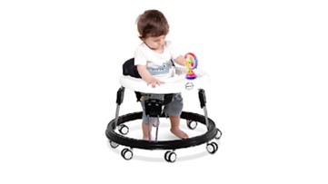 Baby walkers sold on Amazon recalled for fall, entrapment hazard