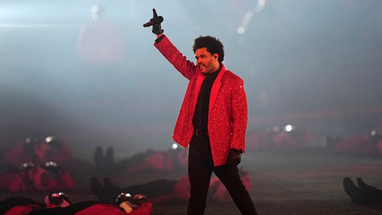 The Weeknd is top nominee for iHeartRadio Music Awards
