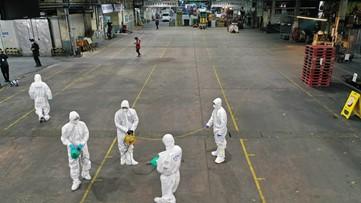 South Korea leader calls for 'unprecedented' steps to stop virus